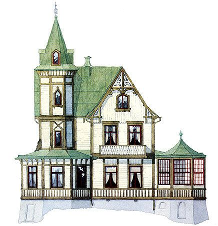 1880-1900, Illustration: Johan Nilsson.