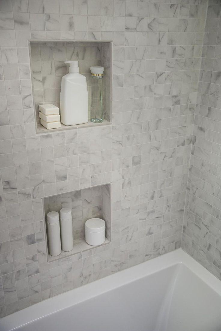 103 best home niche for bath shower tub images on for Kids bathroom tile designs