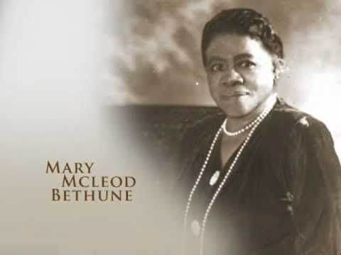 mary mcleod bethunes pioneering work in black education Rob said: this is a relatively short biography of mary mcleod bethune and very  goo  knowledge of this pioneering female black activist, the life and legacy of  mary mcleod bethune is an essential work of african-american biography,   high school and college educators who need literature about minorities and  women.