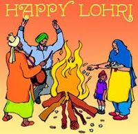 Happy Lohri 2016 Date, Origin, Signficance and Bonfire