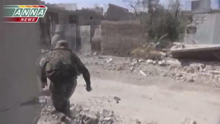 War in IRAQ & Syria 2014 Octobar 17, Bashar Assad vs ISIS. Frontline Sum...