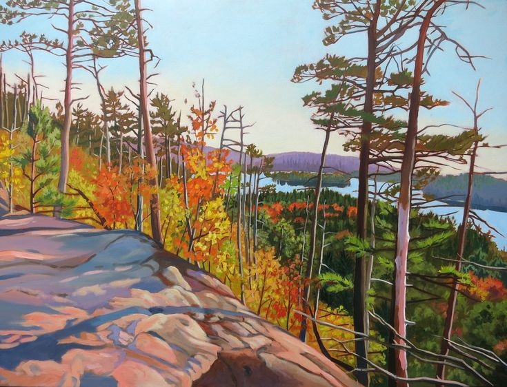 View and buy this Acrylic on Canvas Painting by Anna Clarey