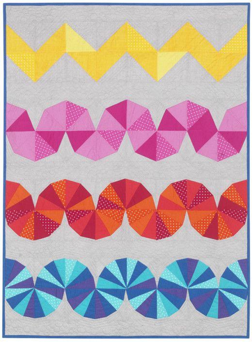 952 best MODERN QUILT PATTERNS images on Pinterest   The o'jays ... : modern quilting patterns - Adamdwight.com