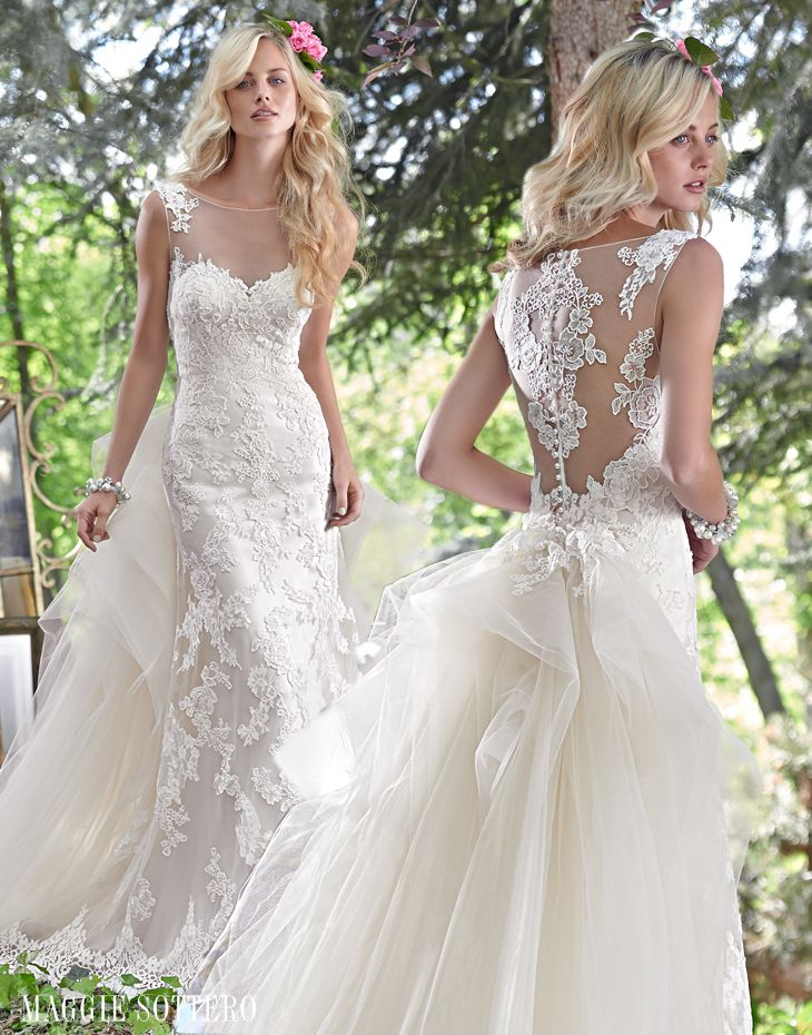 73 best Maggie\'s Picks images on Pinterest | Wedding frocks ...