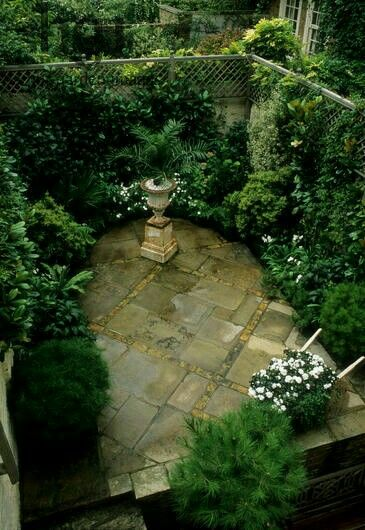 379 Best Images About Courtyards On Pinterest Gardens