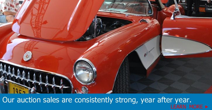 Classic Car Auctions Our next auction will take place November 21st - 23rd, 2014. Once again the venue will be the Spa Resort Casino here in downtown Palm Springs, California.