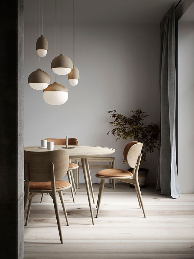 Interior Trends New Nordic Is The Scandinavian Style On Trend Now Dining Chair Design Dining Room Inspiration Interior