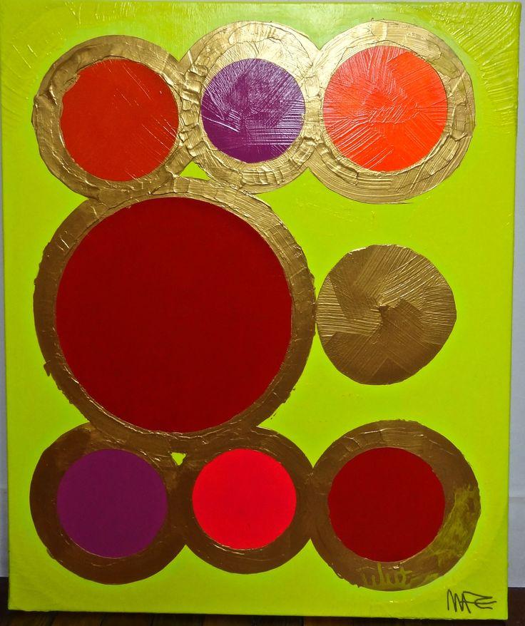 th me style tableau abstrait contemporain technique peinture a rosol et acrylique sur toile. Black Bedroom Furniture Sets. Home Design Ideas
