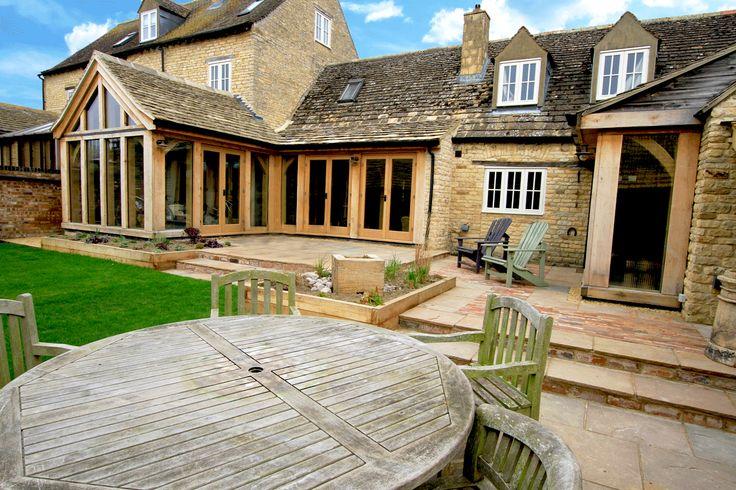 Oak frame extension, oak framed extension, wood frame extension wood framed extension. wooden frame extension, wooden framed extension