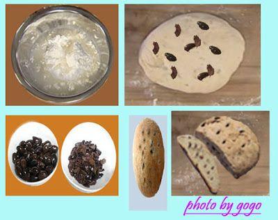 Πειραγμένες Συνταγές: Ψωμί με ελιές καλαμών ( ελιόψωμο )