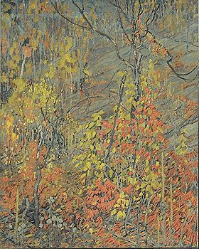 Frederick Varley, Mountain Landscape, Garibaldi, circa 1928