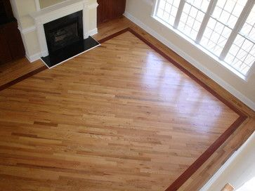 wood floor border design ideas pictures remodel and decor