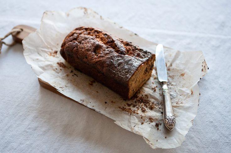 Bakelyst.no: Lag et saftig bananbrød (eller banankake) som holder seg lenge og smaker nydelig.