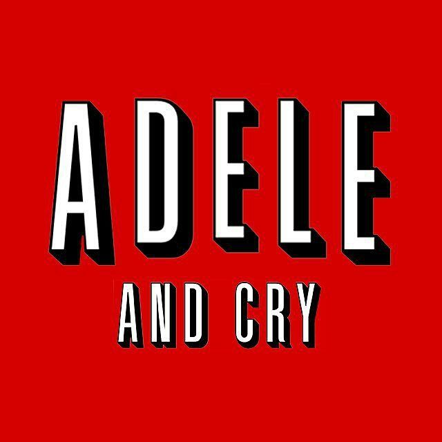Hear Adele and then cry ... <3 ... I've spent so many hours in that way ... #Adele19 #Adele21 #Adele25