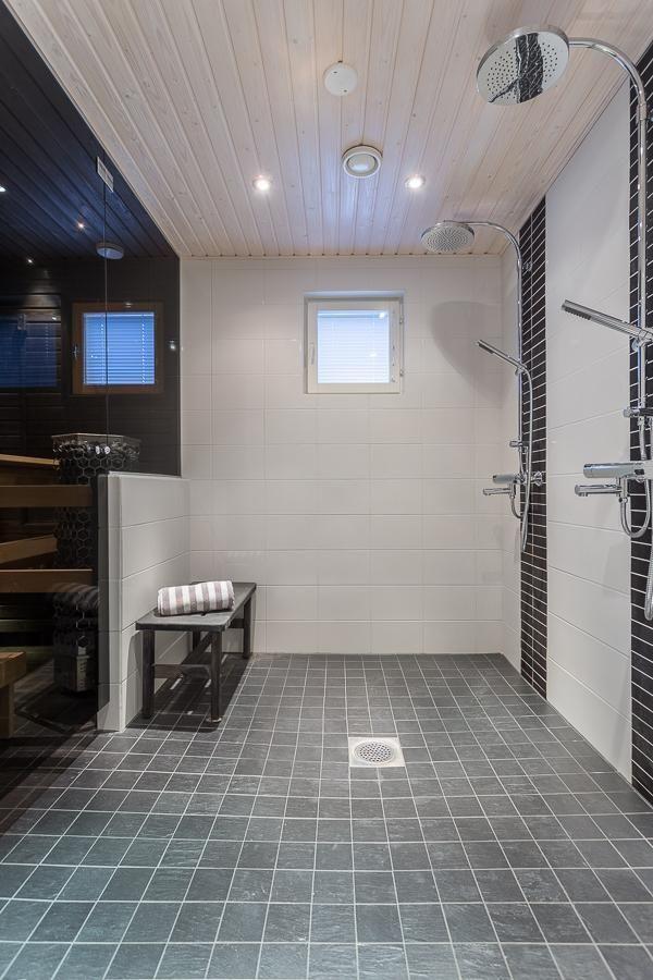 Moderni kylpyhuone, Etuovi.com Asunnot, 566a9427e4b09002ed151277 - Etuovi.com Sisustus