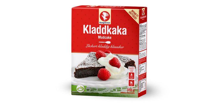 Kladdkaka mix - Produktinformation - Kungsörnen