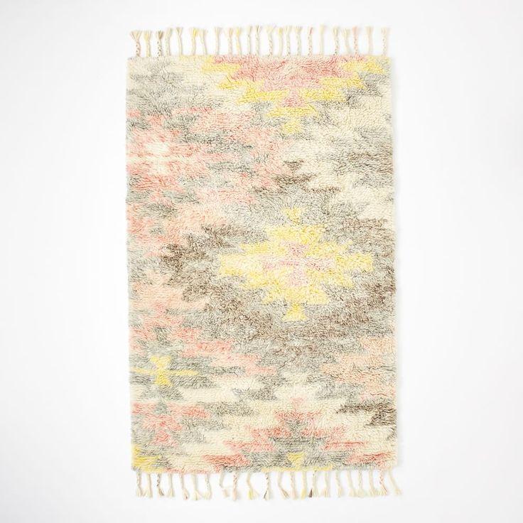 Ashik Wool Rug - Multi