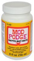 Modge Podge Mat Glue & Sealer 8oz 236 ml CS11301 1Bottle MP