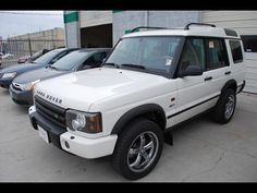 Land Rover Discovery SE 	 yup...someday...soon...love this model!