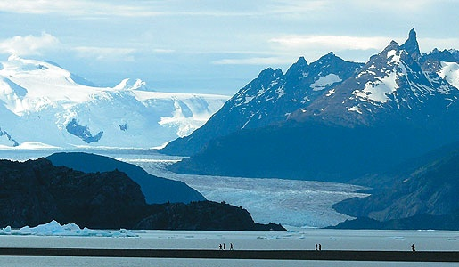 Come cruise around Patagonia with Smithsonian Journeys. We promise the views alone will take your breath away!