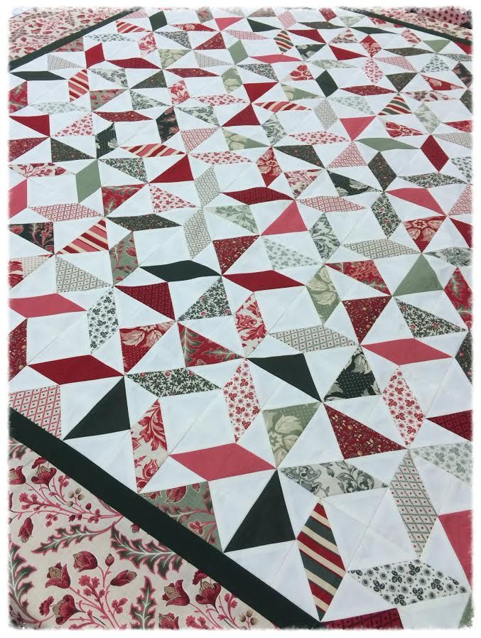 christmas quilts modern