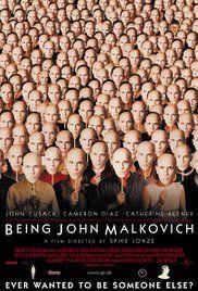 Cómo ser John Malkovich Poster