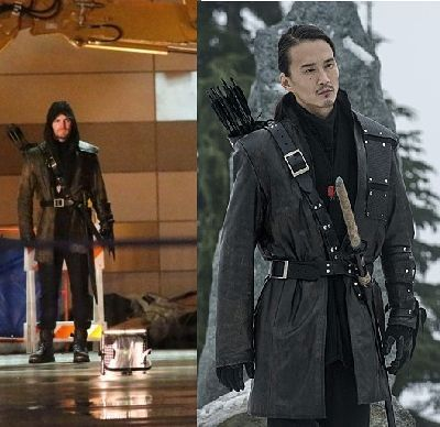 oliver queen League of Assassins - Google Search