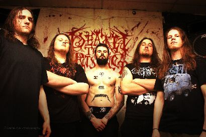 Bravewords.com > News > DEATH TOLL RISING To Support KATAKLYSM On Select Western Canadian Dates; Release Live Video 'Judas Cradle'