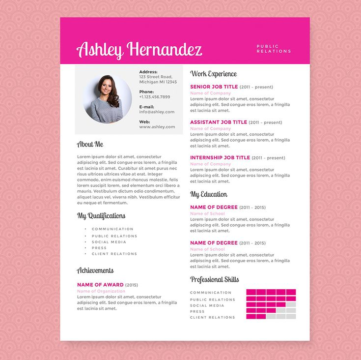 18 best Kickresume Templates Gallery (Resume samples, Resume - cover letters for resume examples