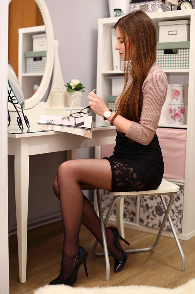 Most Amazing Pantyhose Sites Vanessa 54