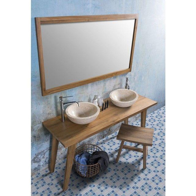 Best 25+ Salle de bain teck ideas on Pinterest   Meubles teck ...