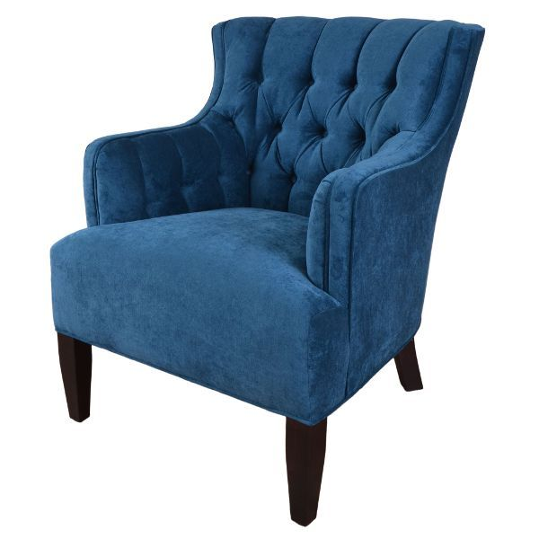Best 25 blue accent chairs ideas on pinterest blue and - Blue accent chairs for living room ...