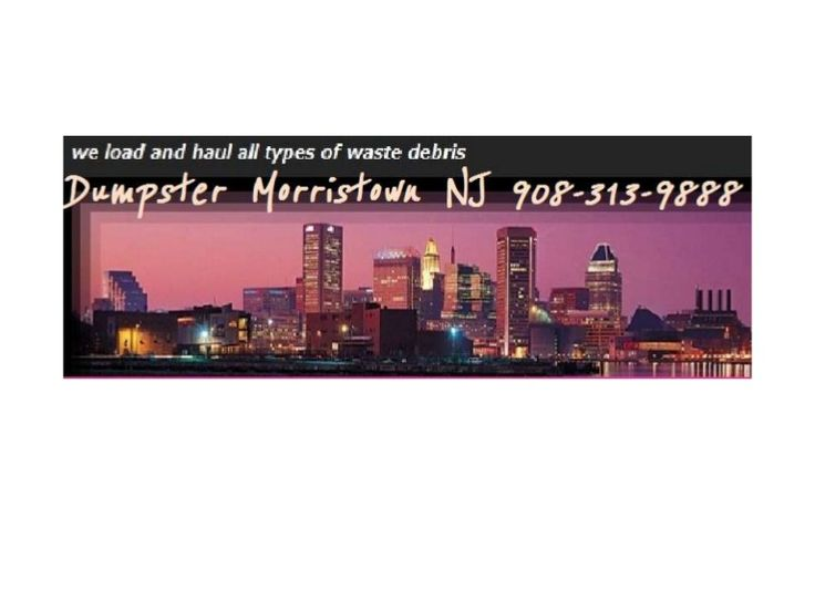 dumpster-union-nj-9083139888-16838163 by NJ Dumpsters via Slideshare•Dumpster Newark NJ has been removing debris since 1992. Our years of experience allow us to follow all applicable government regulations and guidelines. This is to ensure the protection of all entities involved.
