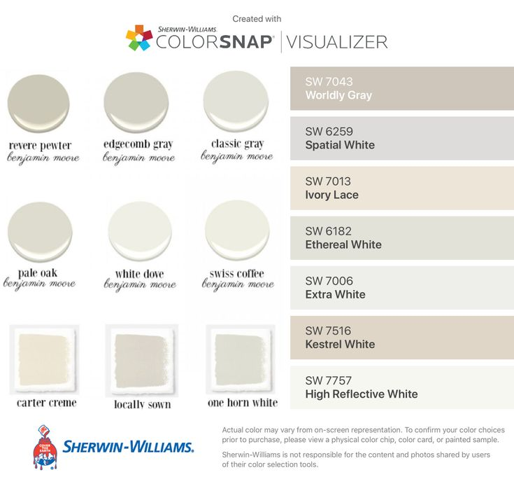 i found these colors with colorsnap visualizer for iphone on benjamin moore color visualizer id=26511