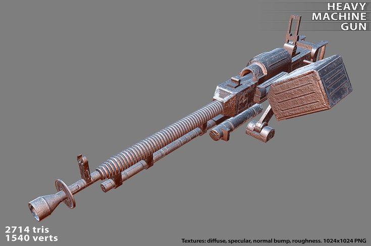 develop heavy machine guns - 735×489