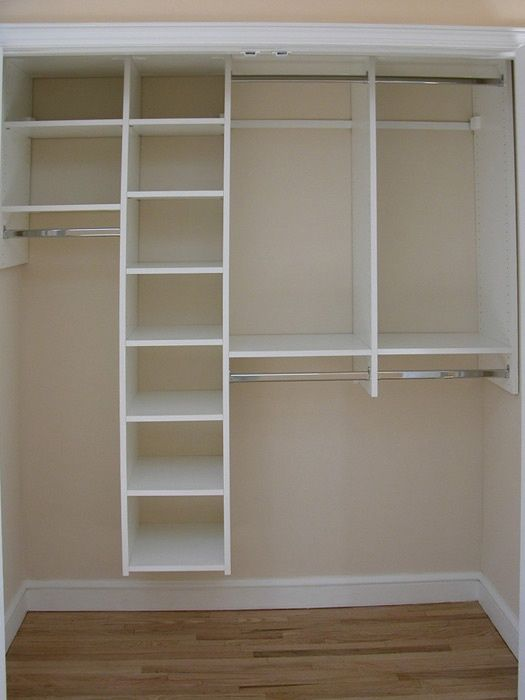 Pictures Of Reach In Closets | Reach In Closets | Closet Reach In Closet  Reach