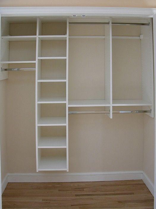 reach in closet organizers do it yourself. Beautiful Bedroom Closet Organizers Ideas - Home Design . Reach In Do It Yourself