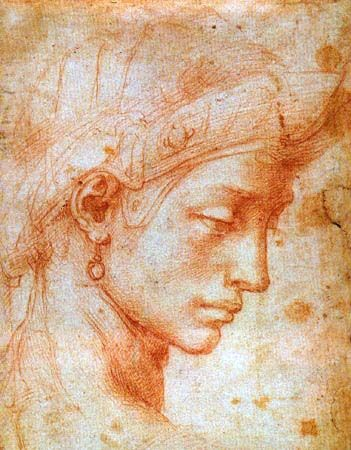 Michelangelo Paintings and Art Gallery