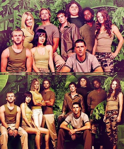 LOST- I miss this show so much!!!! Forever will be my number 1 fav!