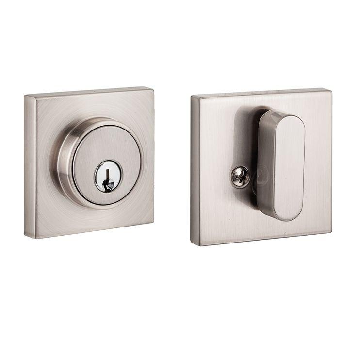 9 best exterior door images on pinterest entrance doors - Exterior door handles and deadbolts ...