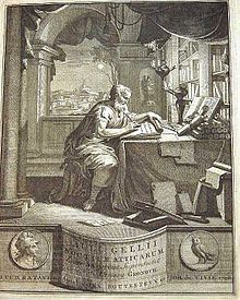 Aulus Gellius - Wikipedia, the free encyclopedia