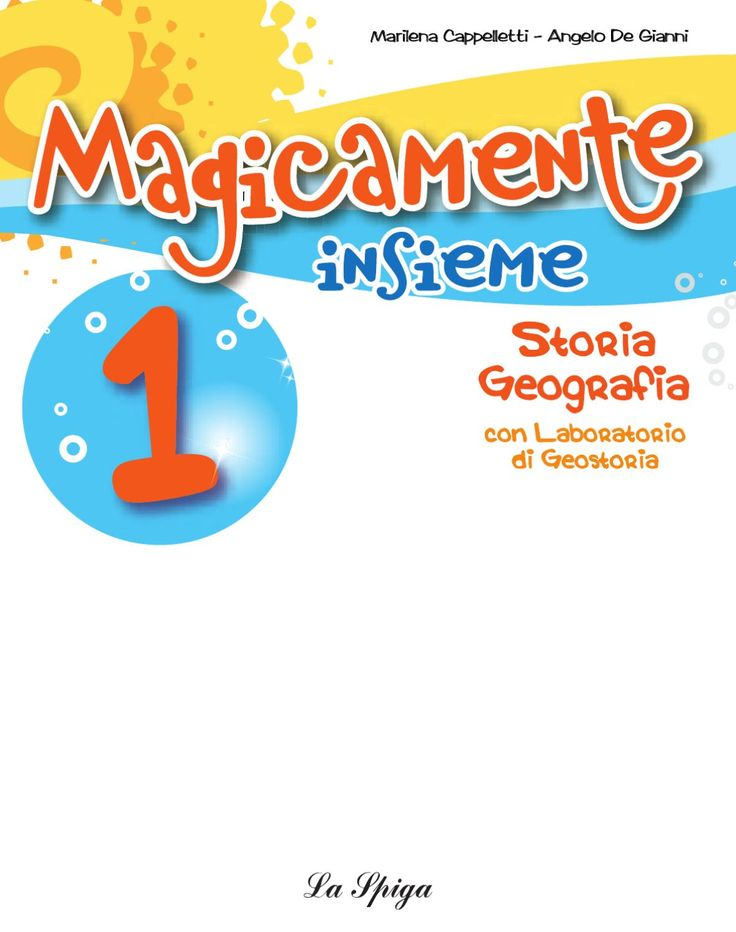 MAGICAMENTE INSIEME 1 by Elvira Ussia - issuu