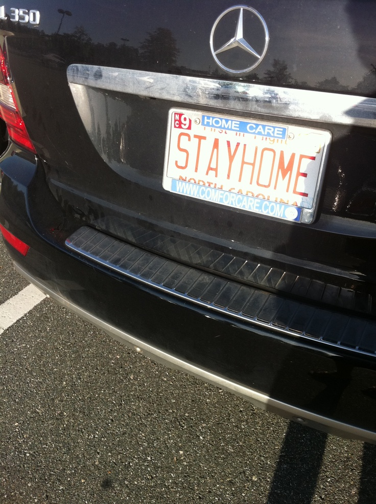 27 best License Plate Punchlines images on Pinterest | Licence plates, License plates and Funny ...