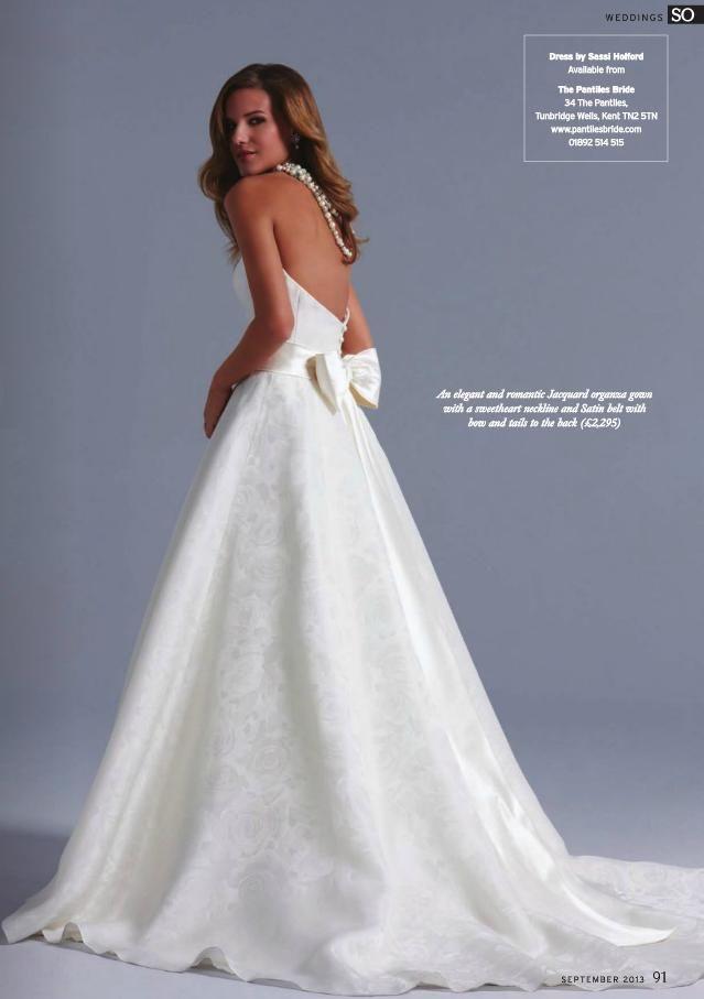 Weddings: So Magazine Series, September 2013. Design by One Media & Creative UK Ltd - http://tunbridgewells.so/
