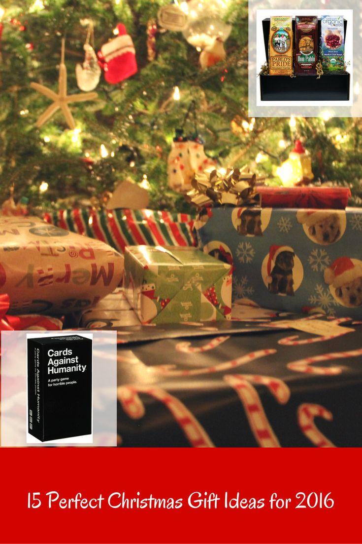 15 Great #ChristmasGiftIdeas for 2016! #ChristmasPresentIdeas