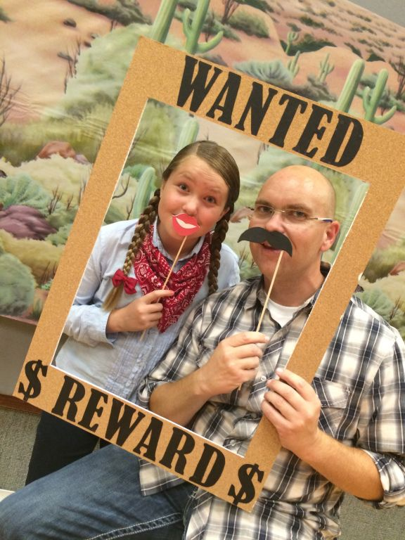 Activity Days: Daddy Daughter Hoedown – Recognition Activity