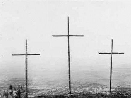 Cerro de las Tres Cruces en el Cali Viejo #colombia