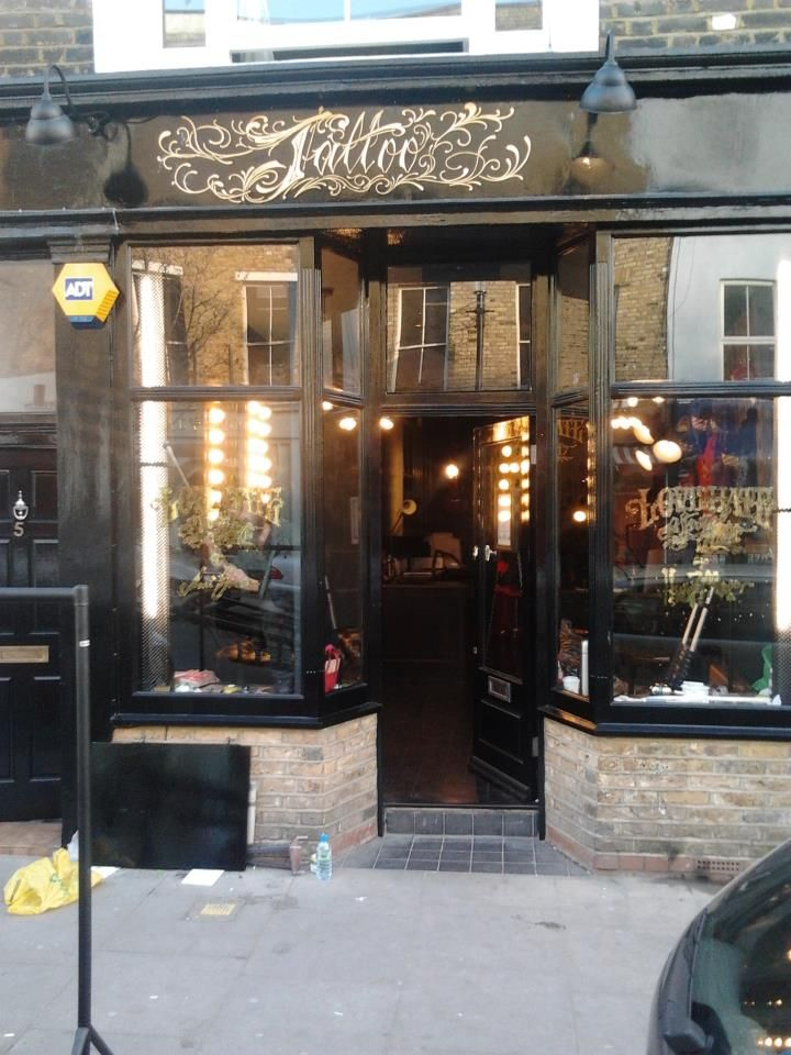 Love Hate social club Miami Ink NGS Gilding London