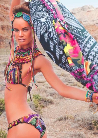 Women's #Fashion Swimwear Agua Bendita Swimsuit Bendito Congo #Bikini