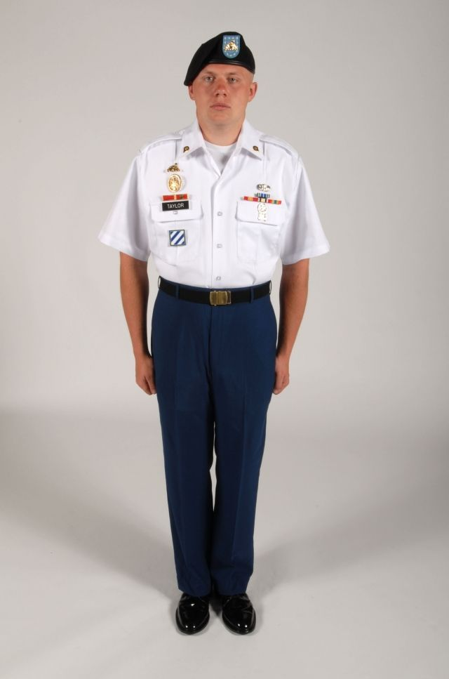 Army Dress Blue Uniform Regulations 119